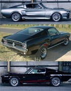 Ford Mustang Eleanor GT500 for sale